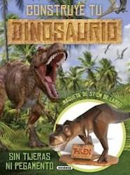 Libro Construye Tu Dinosaurio