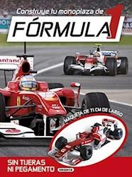 Papel Construye Tu Monoplaza De Formula 1
