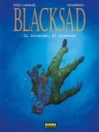 Papel Blacksad El Infierno El Silencio
