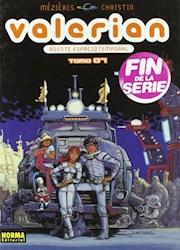 Papel Valerian Agente Espaciotemporal Vol.7