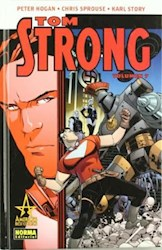 Papel Tom Strong Volumen 7