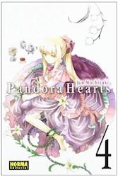 Papel Pandora Hearts 4