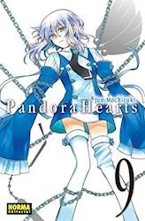 Papel Pandora Hearts Vol.9
