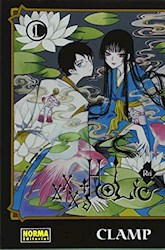 Papel Xxxholic Rei Vol. 01