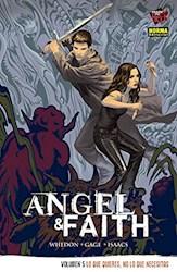 Papel Angel & Faith Vol. 5, Lo Que Quieres, No Lo Que Necesitas