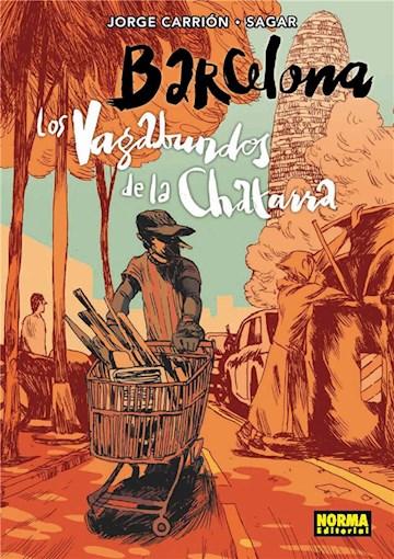 E-book Barcelona. Los Vagabundos De La Chatarra