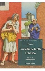 Papel COMEDIA DE LA OLLA.ANFITRION.