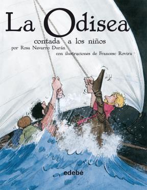 E-book La Odisea Contada A Los Niños