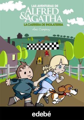E-book Las Aventuras De Alfred Y Agatha 6: La Carrera De Inglaterra