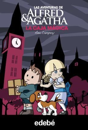 E-book Las Aventuras De Alfred Y Agatha 3: La Caja Mágica.