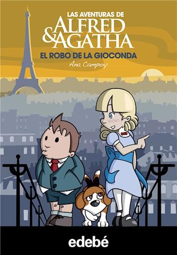 E-book Las Aventuras De Alfred & Agatha 8: El Robo De La Gioconda