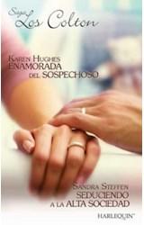 E-book Enamorada del sospechoso/ Seduciendo a la alta sociedad