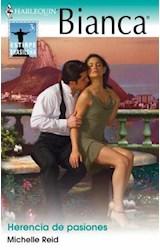 E-book Herencia de pasiones