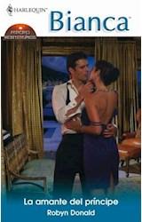 E-book La amante del príncipe