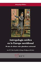 Papel ANTROPOLOGIA MEDICA EN LA EUROPA MERIDIONAL
