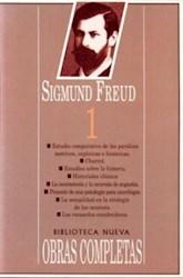 Papel Obras Completas S Freud Tomo 1 Bibl.Nueva
