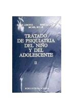 Papel TRATADO DE PSIQUIATRIA (II)DEL NIÑO Y DEL ADOLESCENTE