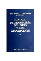 Papel TRATADO DE PSIQUIATRIA (IV)DEL NIÑO Y DEL ADOLESCENTE