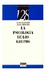 Papel LA PSICOLOGIA DE LOS GRUPOS