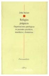 Papel REFUGIOS PSIQUICOS-ORG.PATOLOGICAS PACIENTES PSICOTICOS,NEUR