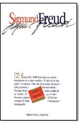 Papel SIGMUND FREUD 7 (ENSAYOS 98 AL 144)