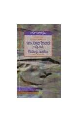 Papel HANS JURGEN EYSENCK (1916-1997) PSICOLOGO CIENTIFICO