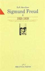 Papel SIGMUND FREUD 4 (1920-1939) VIDA Y PENSAMIENTO