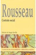 Papel CONTRATO SOCIAL (CLASICOS DEL PENSAMIENTO)