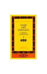 Papel VIAJE DEL PARNASO POESIAS COMPLETAS 1