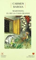 Libro Martinito El De La Casa Grande