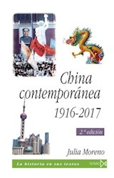 Papel CHINA CONTEMPORANEA 1916-2017