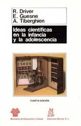 Papel IDEAS CIENTIFICAS EN LA INFANCIA Y LA ADOLESCENCIA
