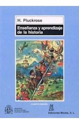 Papel ENSEÑANZA Y APRENDIZAJE DE LA HISTORIA