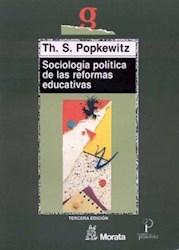 Papel Sociología Política De Las Reformas Educativas