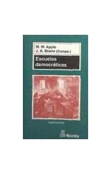 Papel ESCUELAS DEMOCRATICAS