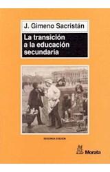 Papel LA TRANSICION A LA EDUCACION SECUNDARIA