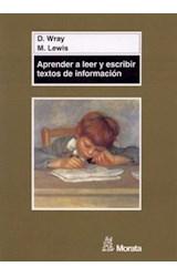 Papel APRENDER A LEER Y ESCRIBIR TEXTOS DE INFORMACION