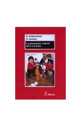 Papel LA EDUCACION INFANTIL DE 0 A 3 AÑOS