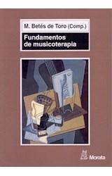 Papel FUNDAMENTOS DE MUSICOTERAPIA