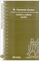 Papel LECTURA Y CULTURA ESCRITA (R) (2004)