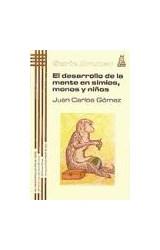 Papel El Desarrollo De La Mente En Los Simios, Los Monos Y Los Niños