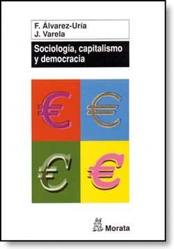 E-book Sociología, Capitalismo Y Democracia