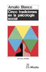 E-book Cinco tradiciones en la psicología social