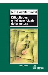 E-book Dificultades en el aprendizaje de la lectura
