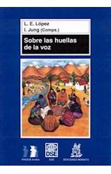 E-book Sobre las huellas de la voz