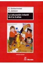 E-book La educación infantil de 0 a 3 años