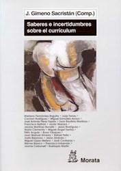 Papel Saberes E Incertidumbres Sobre El Curriculum