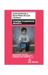 Papel INVESTIGAR LA EXPERIENCIA EDUCATIVA