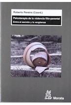 Papel PSICOTERAPIA DE LA VIOLENCIA FILIO-PARENTAL