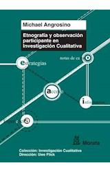 Papel ETNOGRAFIA Y OBSERVACION PARTICIPANTE EN INVESTIGACION CUALI